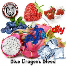 Anonymous MiX - Blue Dragons Blood Diy Kit